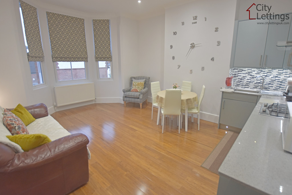 Luxury 2 double bedroom flat