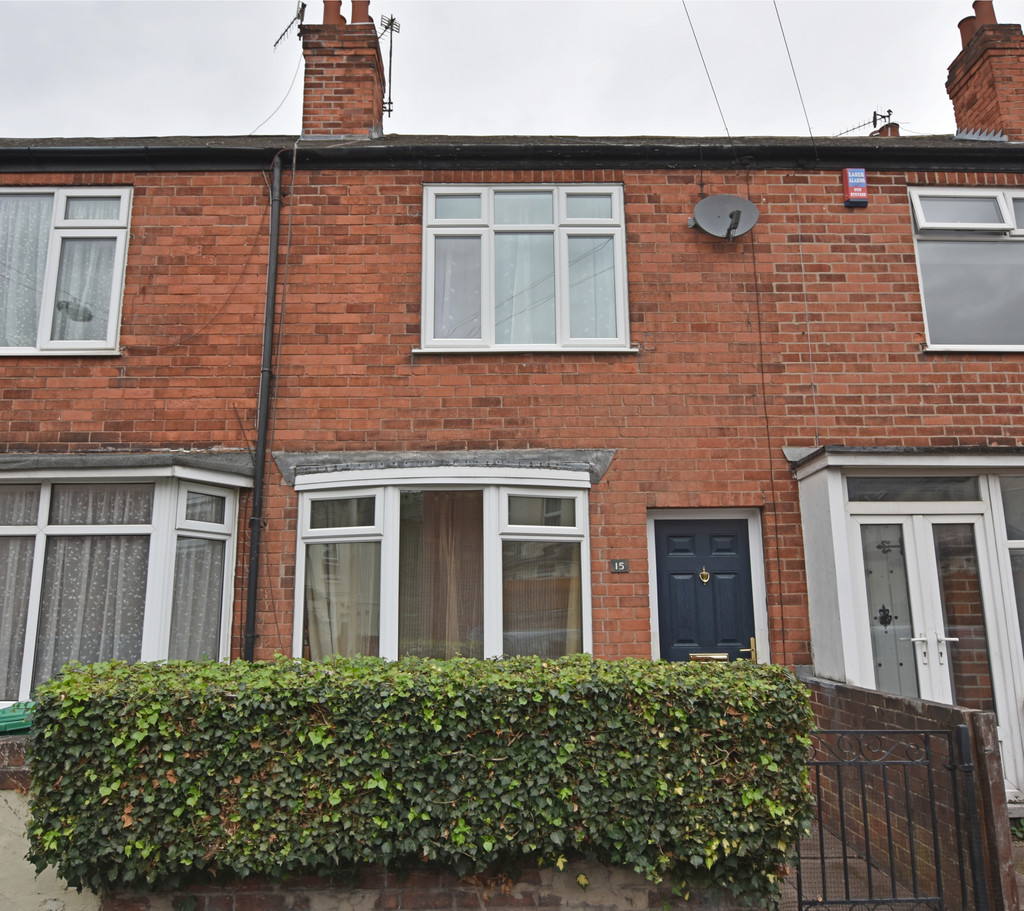2 double bed terraced house