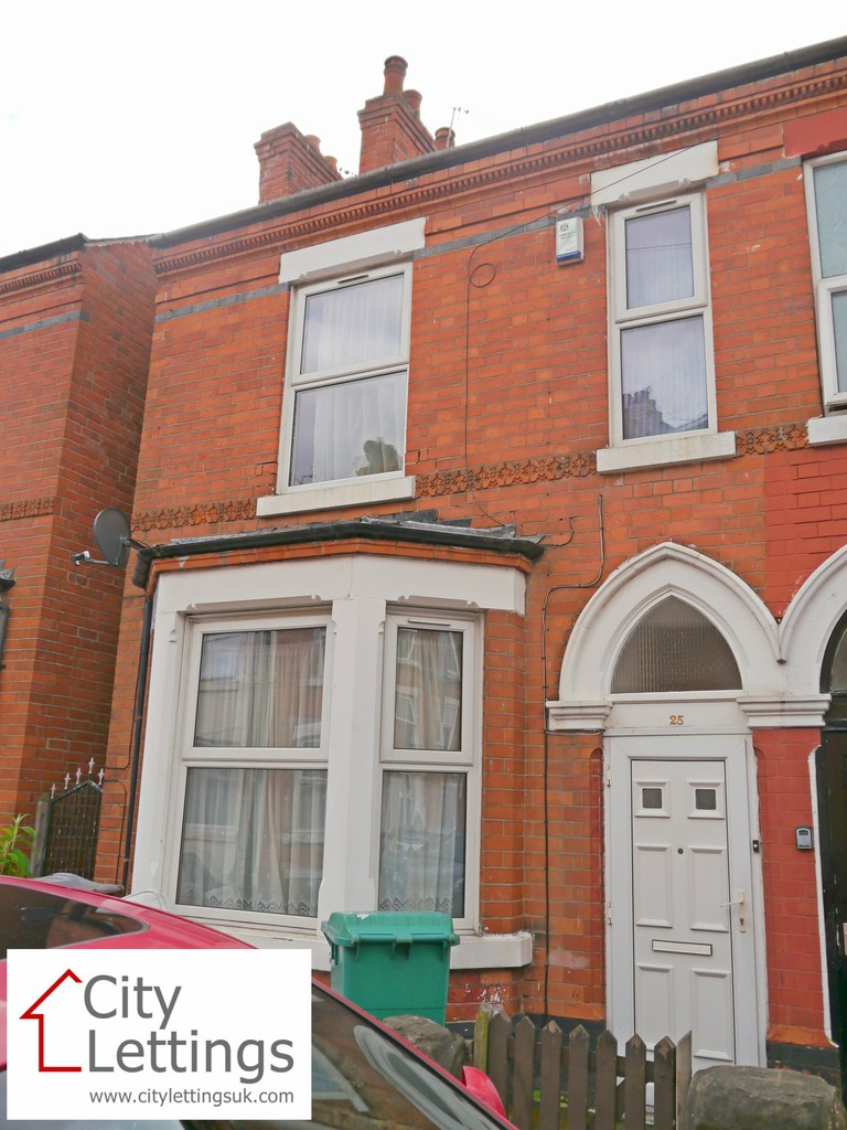 2 Bedroom End Terrace